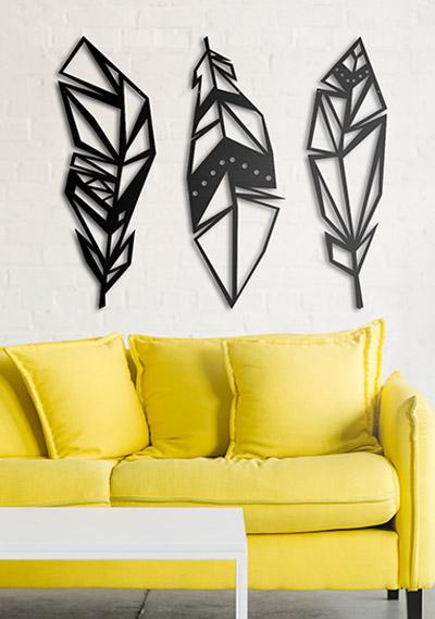 decoratiune minimalista pene
