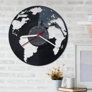 ceas decorativ din vinil
